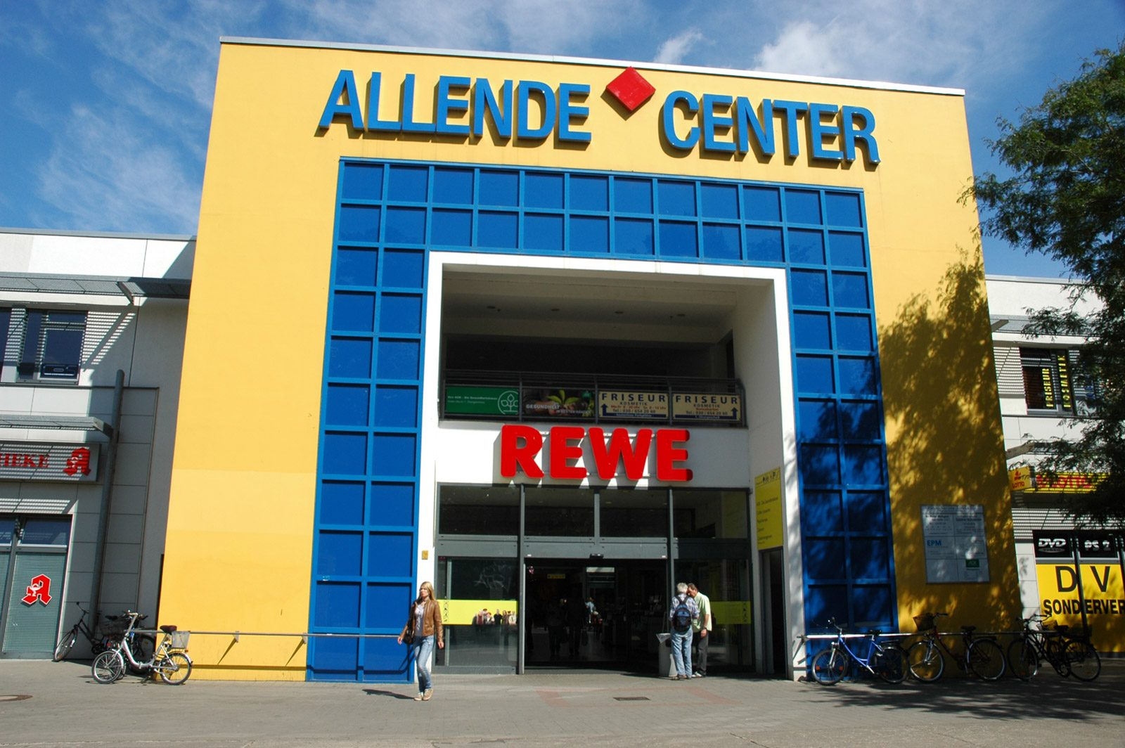 Allende Center Berlin