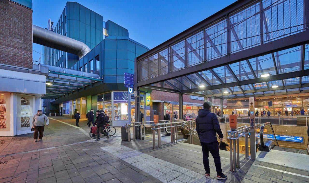 Bahnhofcenter Gelsenkirchen