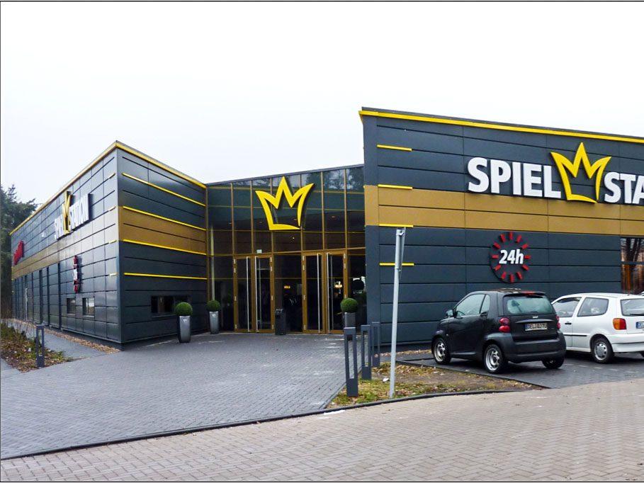 Spiel Station Stuhr